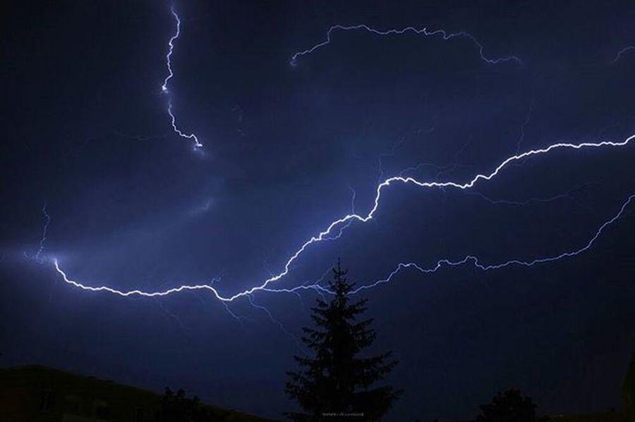 Gewitter Blitze Flash Lightning Schwerin Dreesch Mv MVP Meckpomm Mecklenburg Mecklenburgvorpommern Mecklenburg_vorpommern Germany