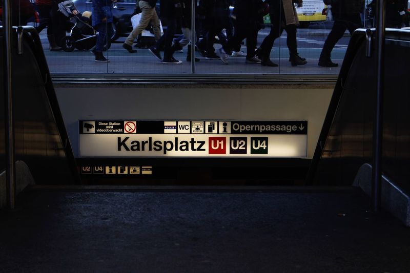 Text Western Script Communication Real People Transportation Men Illuminated Day Indoors  Low Section Architecture People Street Streetphotography Vienna Karlsplatz Karlsplatz Vienna U-Bahn The Great Outdoors - 2017 EyeEm Awards The Street Photographer - 2017 EyeEm Awards The Architect - 2017 EyeEm Awards The Architect - 2017 EyeEm Awards The Week On EyeEm Your Ticket To Europe Been There. Be. Ready.