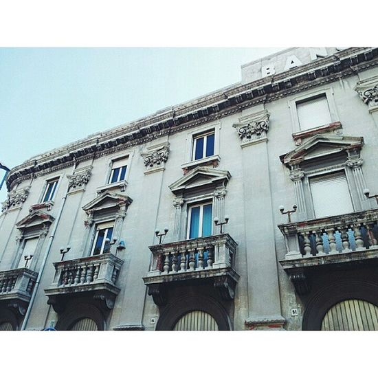 Messina Sicily Italy Instaitaly Ig_italy Stillife Architeture Urbanlife Urban Pointofview Instaoftheday Picoftheday VSCO Vscocam Street Streetslife Building