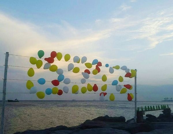 Sea And Sky Deniz Balloon Balon
