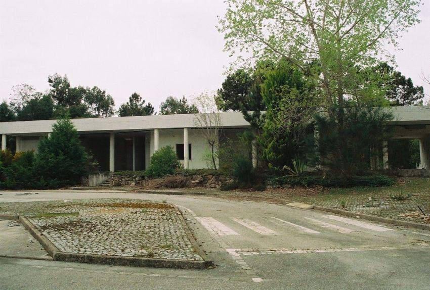 35mm Film Filmcamera Abandoned Places Gasstation