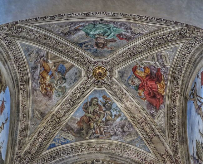 Santa Maria Novella Religion Florence, Italy Firenze Catholic Church Firenze, Italy Renaissance Gothic Architecture Cathedral Chiesa Roof Paintings Architecture Human Representation