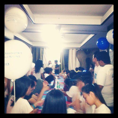 UPLBCOSS30thANNIV Orientation UPLBCOSS Celebration