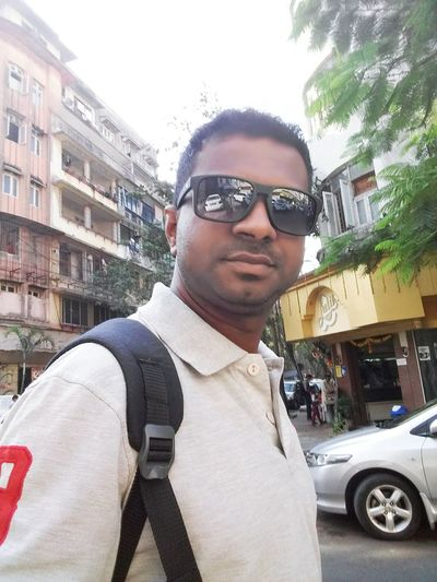 Walking Alone... Walking On The Street Goodmorning EyeEm  That's Me Mumbaicity Colaba Selfie ✌ Myclicks