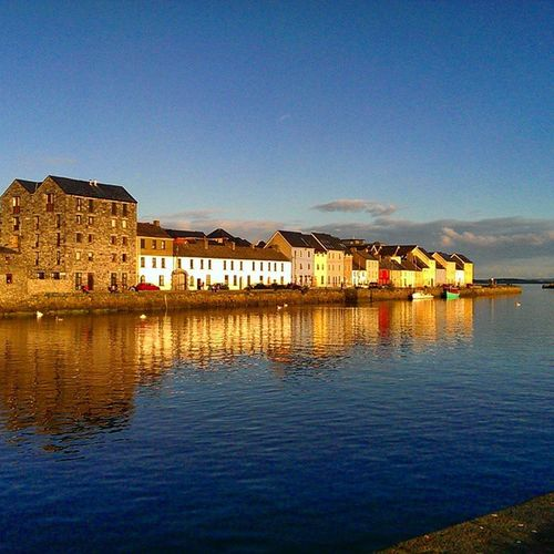 The Longwalk looking spectacular today Galway