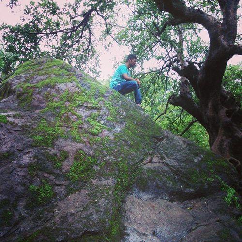 Real Peace Lies In Nature Feels awesum TrekFun Adventure Loadsoflove