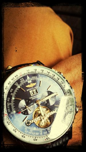 my watch make a nice time