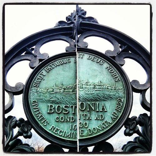 Walktowork Bostonpublicgarden Boston