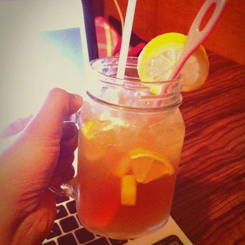 Liquid Lunch Lemontea Iced