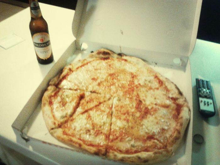 Oggi pizzaaaa