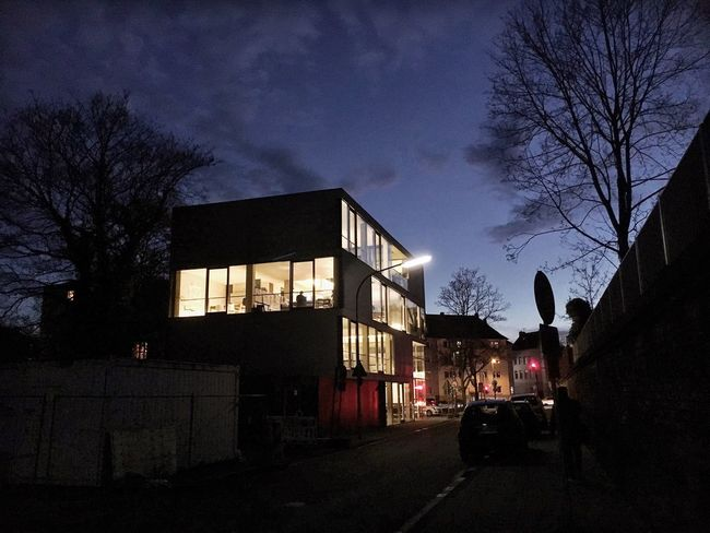 exploring the city Urban Architecture Night Cologne