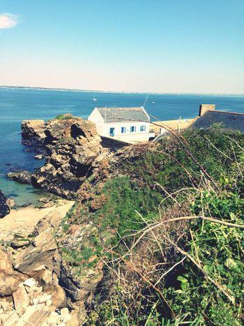 Groix - Breton Island - Home sweet home ...