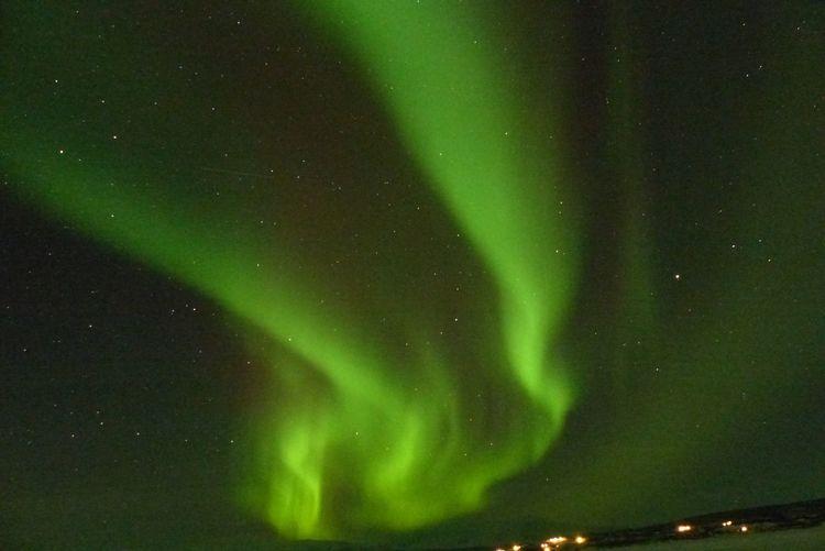我和妳的aurora
