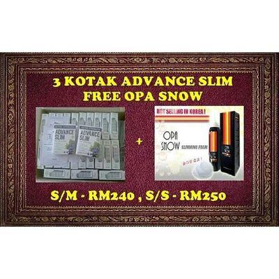 Promo slimming Wasap 0137471749 Sayajual Bazarpaknil Iklanig Visitmyig instashop onlineshop promote promo promotion sale