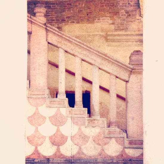 Stairs in Vicenza Italy❤️ Italia Getting Inspired Minimalism Hello World Renaissance Palladio Architettura Architecture