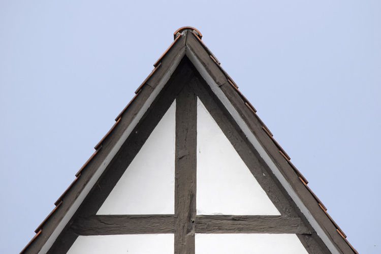 Gable of old