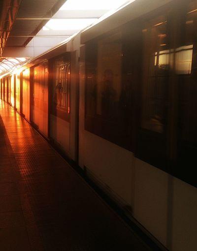 Subway Railroad