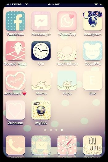 Neues Handydesign! :-)