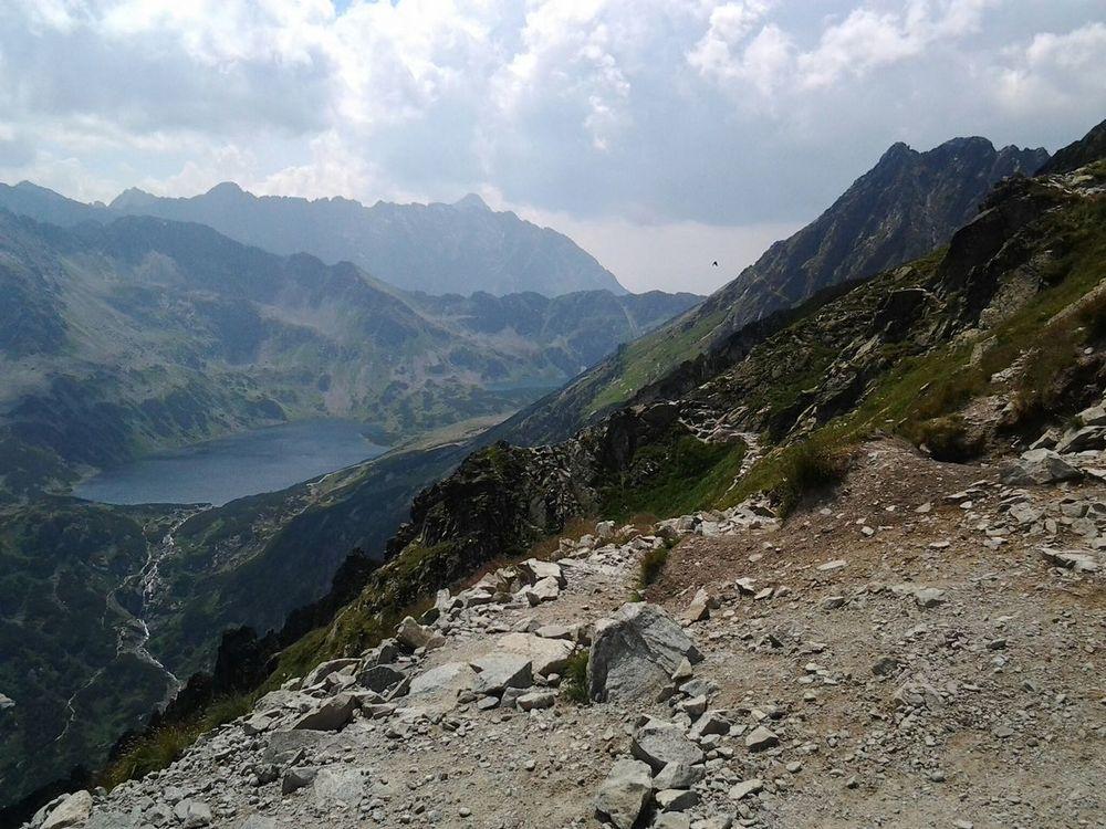 Krzyżne :)) Capturing Freedom Krzyżne Mountains Mountain View Tatramountains Tatry Adventure