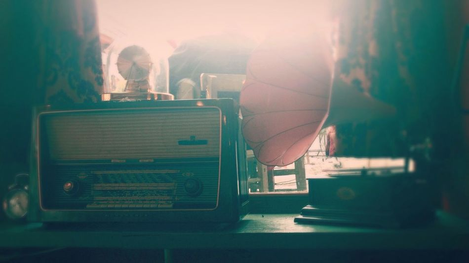 Vintage Gramafone Gramafon Güneşışığı Ankara EyeEm Pembe