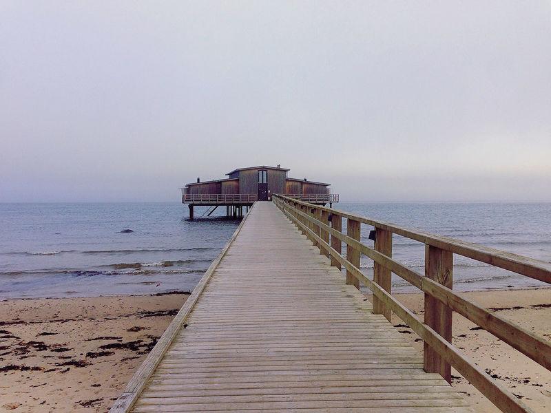 Bastad Beach Sea Sweden