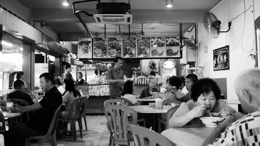 Breakfast Monochrome Life ASIA
