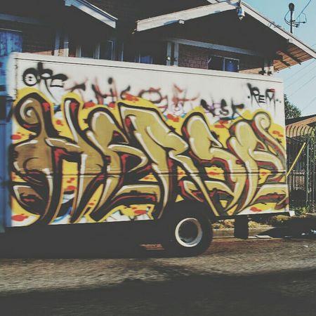 Graffiti Street Art California