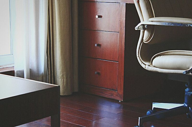 Interior Design Drawers Curtain Wooden Floor Brown Chair Office Chair Eyeemphoto Interior Style Inside House Random Objects Get Inside My Point Of View