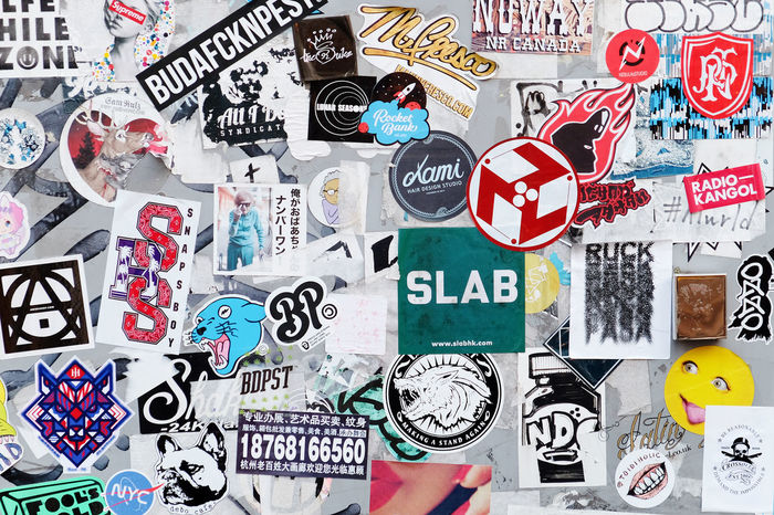 Tokyo, Japan - March 30, 2016 :Bumper stickers and graffiti on the street,Harajuku,Tokyo is known as a center of Japanese youth culture and fashion. Harajuku HarajukuCity Japan Japan Photography Stickers Tokyo Tokyo Street Photography Tokyo,Japan Arts Culture And Entertainment Backgrounds Close-up Day Full Frame Gambling Graffiti & Streetart Graffiti Art Graffiti Photography Graffiti Wall Multi Colored No People Stickers And Stickers Text Variation