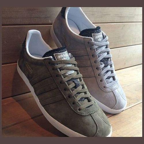 Stunning new Adidasgazelleog @northernthreads these are 👌