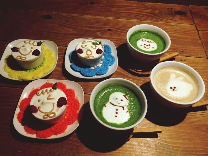 in 吉祥寺. Cafe HATTIFNATT ハティフナット おいしい☺︎ Yummy☺︎ 🍴