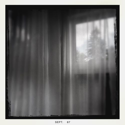 Behind the curtains Hipstamatic IPhoneography The Minimals (less Edit Juxt Photography)