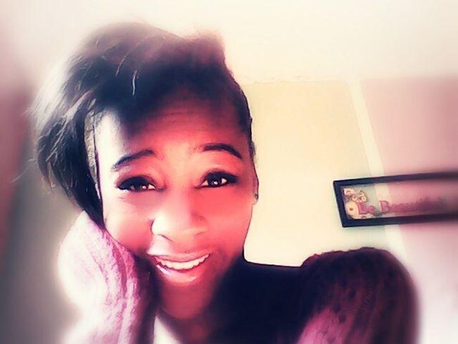 I just Felt like Smiling c: ❤ Smile Just Smile  I Smile Because Im Happy Cute♡