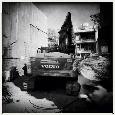 Streetphotography Blackandwhite Hipstamatic Monochrome