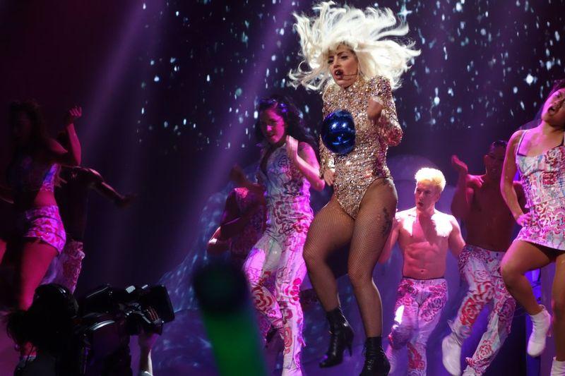 Lady Gaga Fort Lauderdale  ARTRAVE THE ARTPOP BALL Leroe24fotos.com