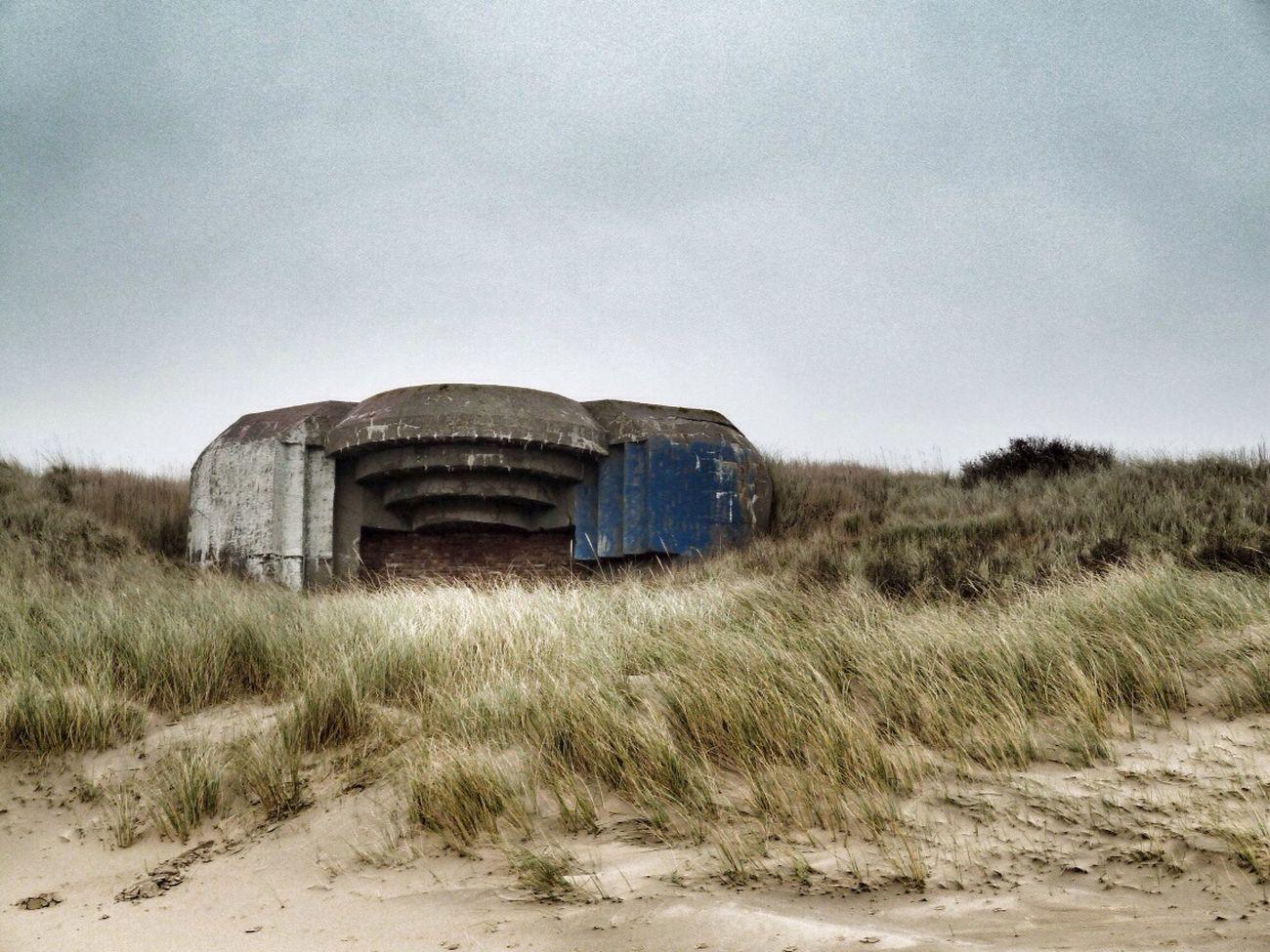 Bunker Building
