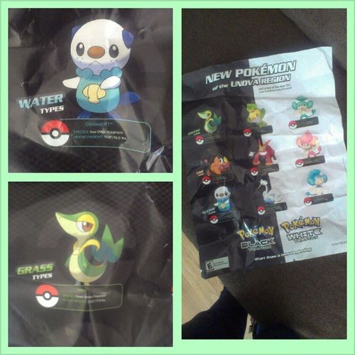 I found a #pokemon #poster in my sons backpack. I had one of those #proudmom moments. #snivy and #oshawott are my favorites. #gottacatchemall Poster Pokémon Nintendo Anime Otaku Igersnintendo Proudmom GottaCatchEmAll Nintendolife Snivy Ninstagram Oshawott Pocketmonsters