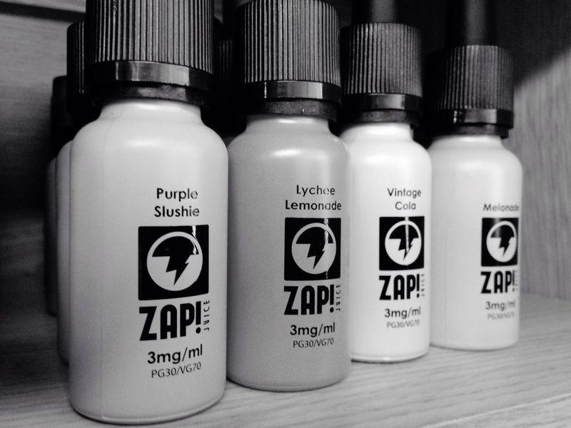 Zap! Eliquid Zap zap! First Eyeem Photo