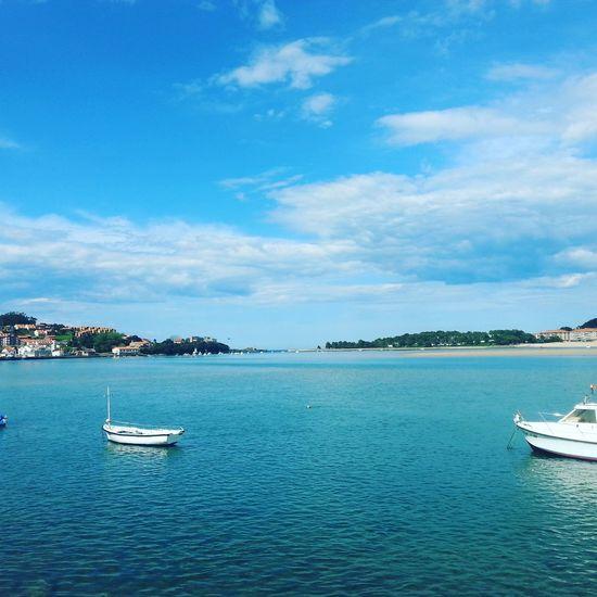 Mar Cantabria Spain ❤ Seaside Feel The Journey