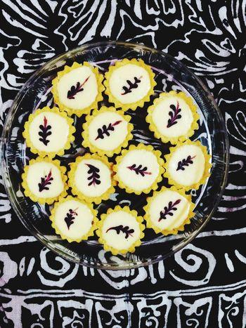 Freaking tasty !! Blueberrycheesetart Homemade Foodporn Malaysia
