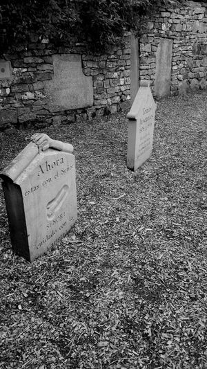 Cemetery Grave Yard Blackandwhite