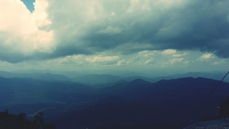 Love calling these mountains my home! From the top if Mt Pisgah. First Eyeem Photo