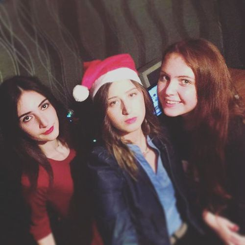 Happynewyear2016 Friends Sexygirl Sweet Memories Taking Photos Selfie Georgia Georgian New Year🎅🎆🎄🎉🎉