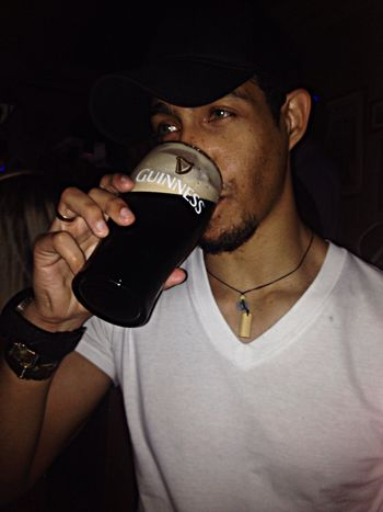 Vai um góle ae?? Guinness Lifestyle Beer Night Out