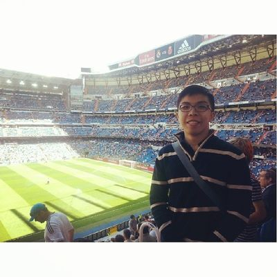 Real Madrid - Espanyol half time at Estadio Santiago Bernabeu 75Diasfelices