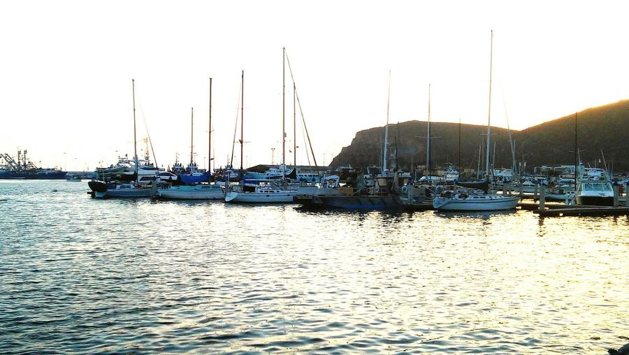 My Best Photo 2015 Boats Sea Ensenada Nature Calm