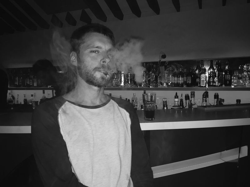 "Sketches from the nightlife, ""Stjepan"", Pacifico, Mali Losinj, Aug, 2017. Mali Lošinj Croatia Documentary Photojournalism Lifestyles Outdoors Lifestyle Party Portrait"