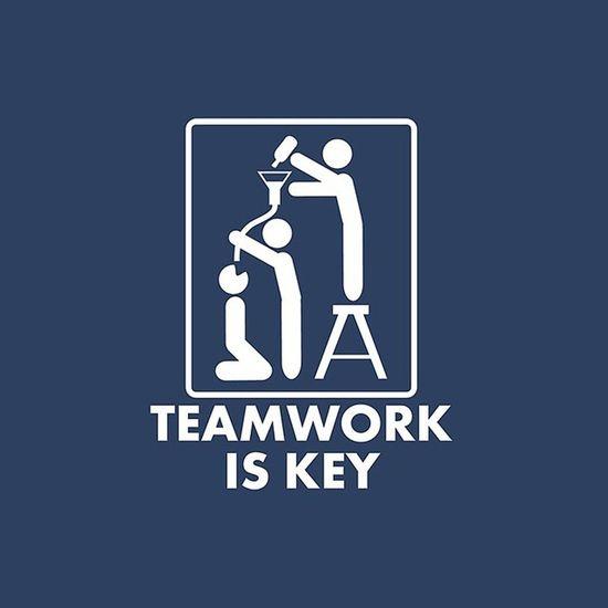 This proved to be useful back when I was finishing my undergrad, still holds true today. WaybackWednesday WednesdayWisdom Teamwork