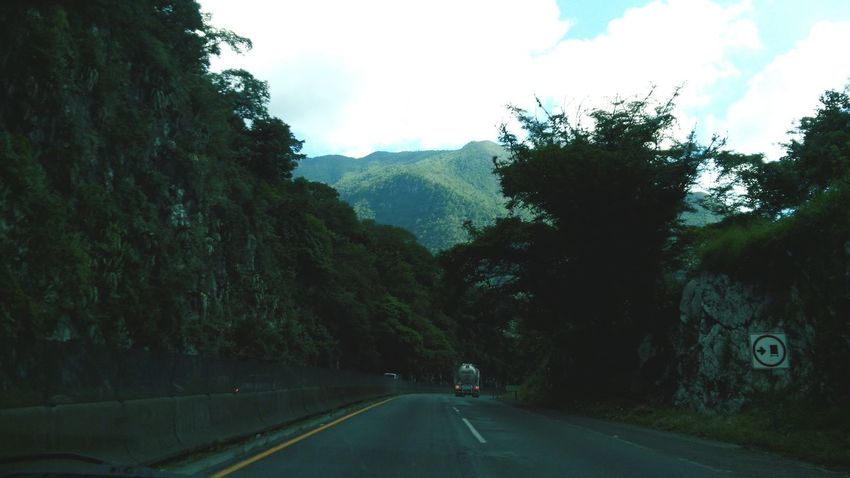 Nature_collection Somewhere In Mexico Mexico Y Su Naturaleza Travelling Highway Everywhere i go, i feel something's calling me to follow the way and just let it be