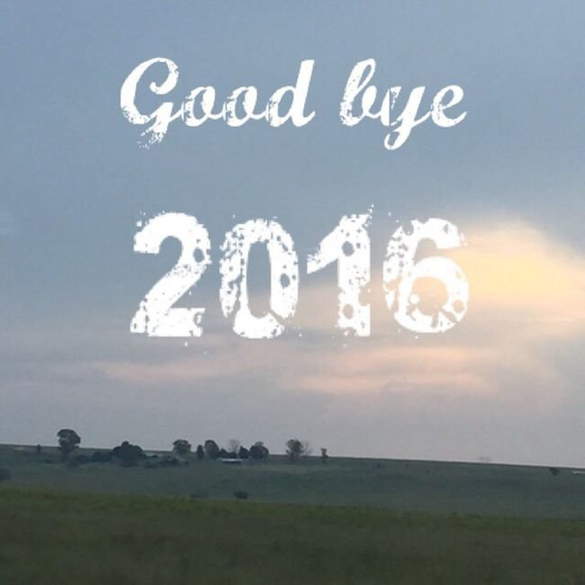 Good Bye 2016 Free State Sunset End End Of The Year Edited Text Sky Nature Beauty In Nature No People Communication Landscape Scenics Outdoors Day (null)Clouds And Sky On The Road God's Beauty 3XSPUnity IPhoneography Tranquil Scene Traveling Home For The Holidays